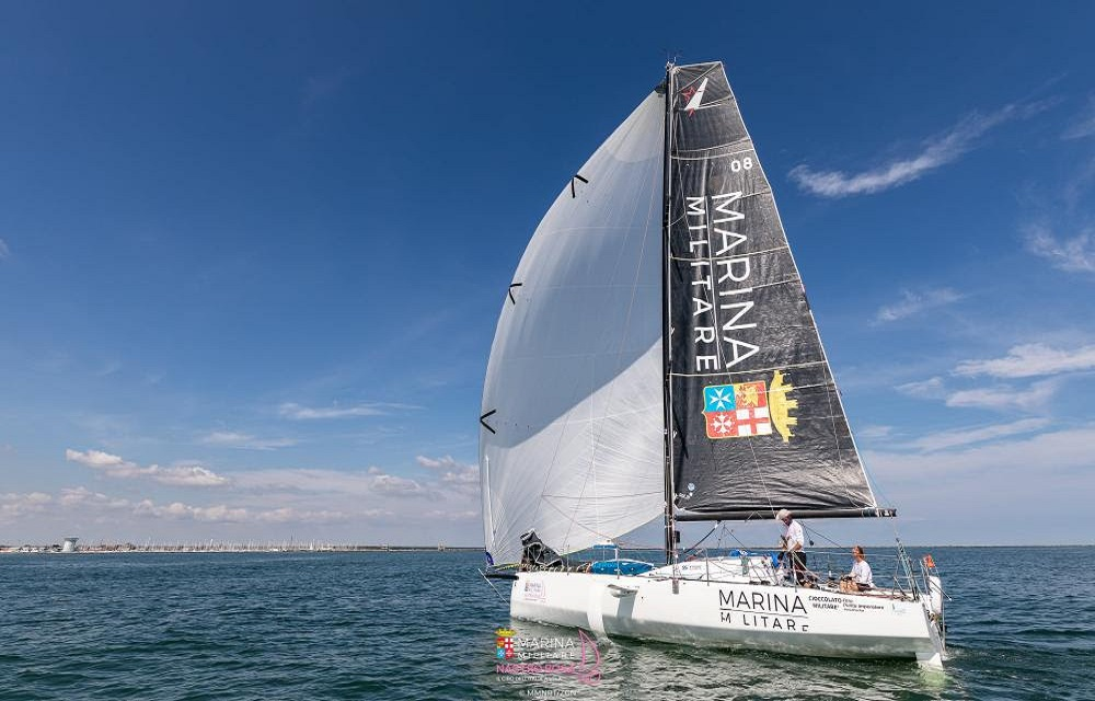2021 Hempel Mixed Two Person Offshore World Championship