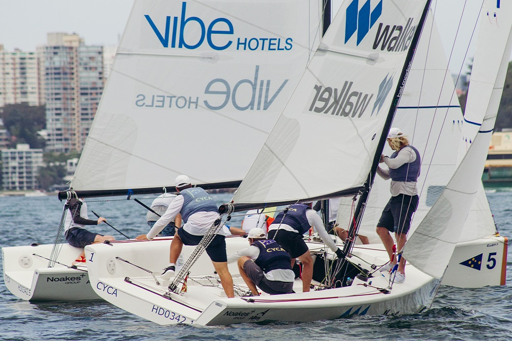 Hardy Cup hosted by Royal Sydney Yacht Squadron