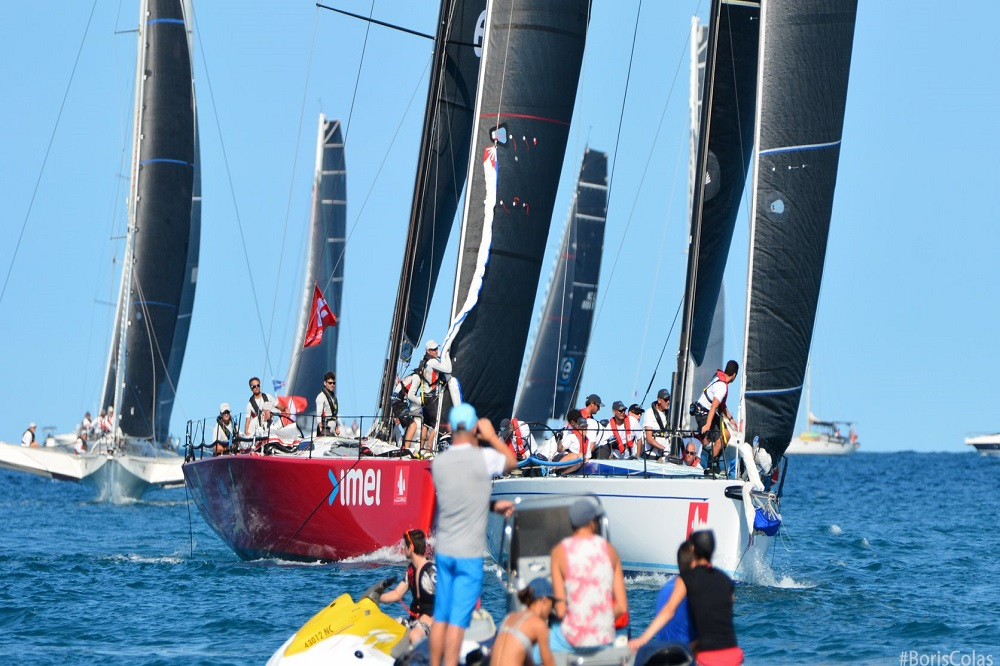 The first GROUPAMA 2020 international entry
