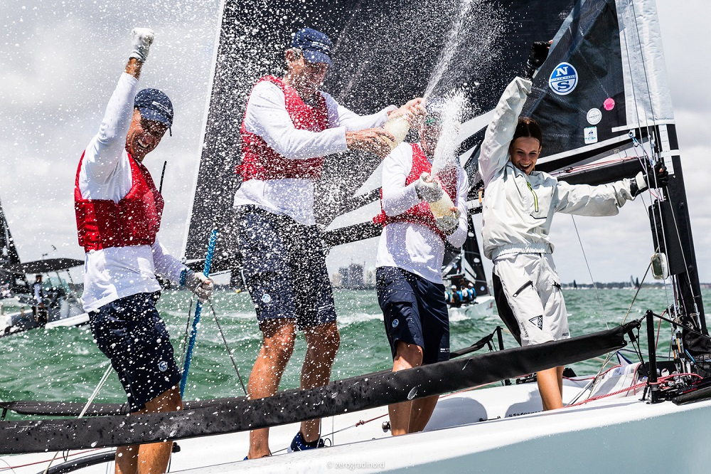 STIG claims the 2019 Melges 20 World Championship title