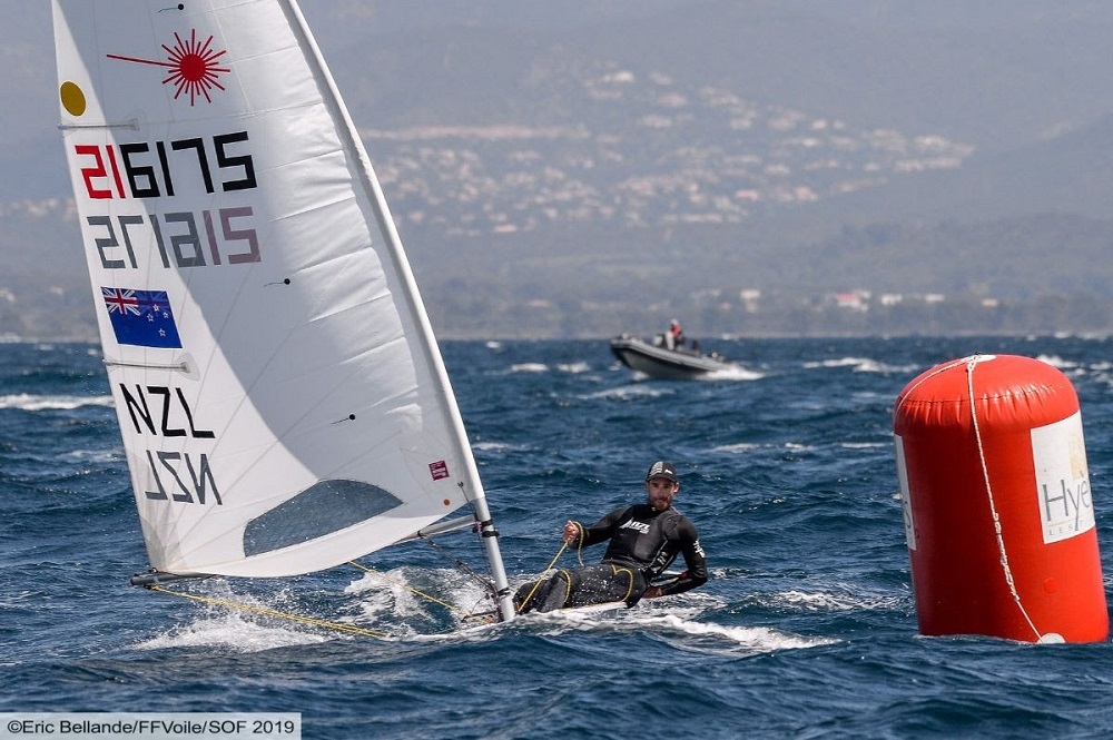 New Zealand dominant in Hyeres