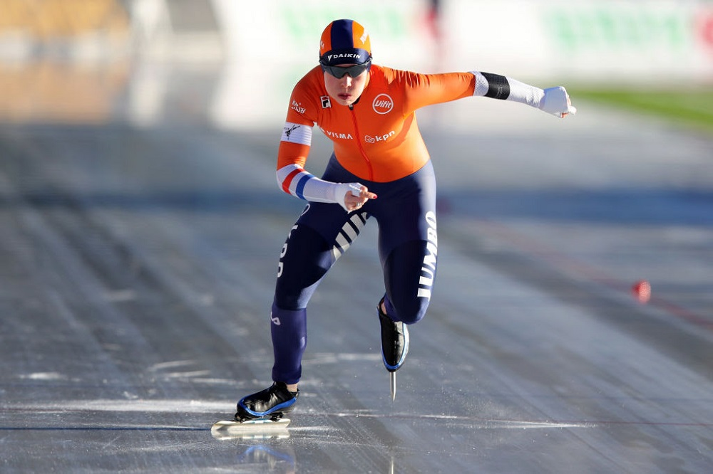 ISU European Speed Skating Championships - Collalbo, ITA