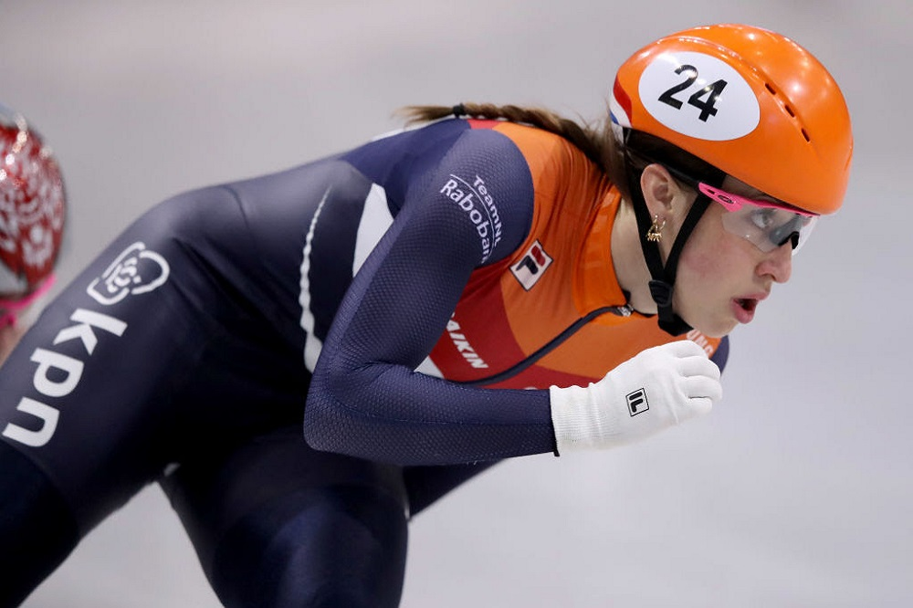 Two more individual golds for Korea's men