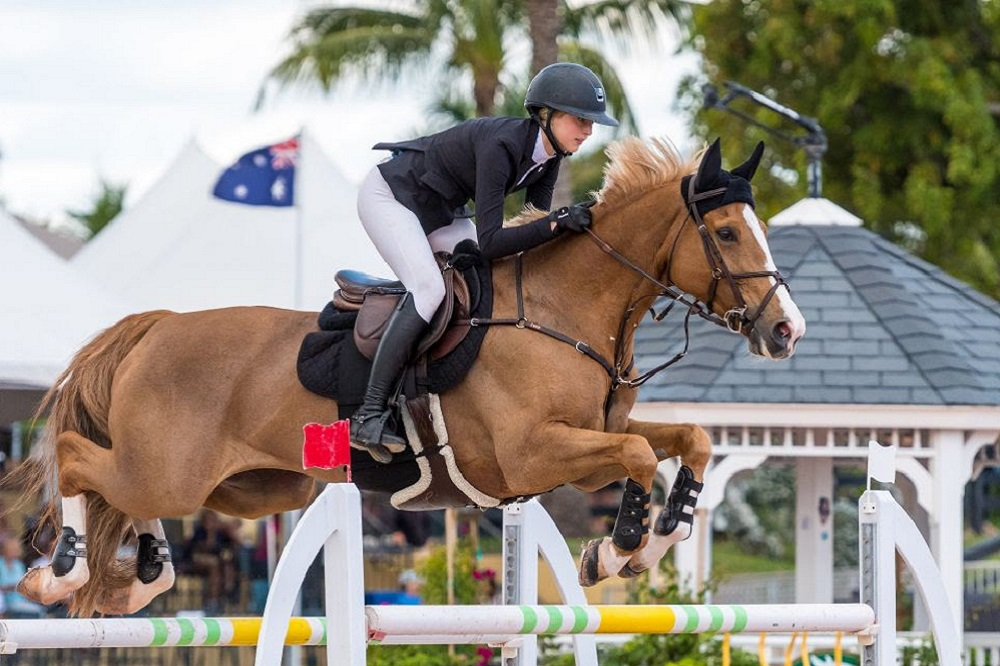Winter Equestrian Festival Week 8