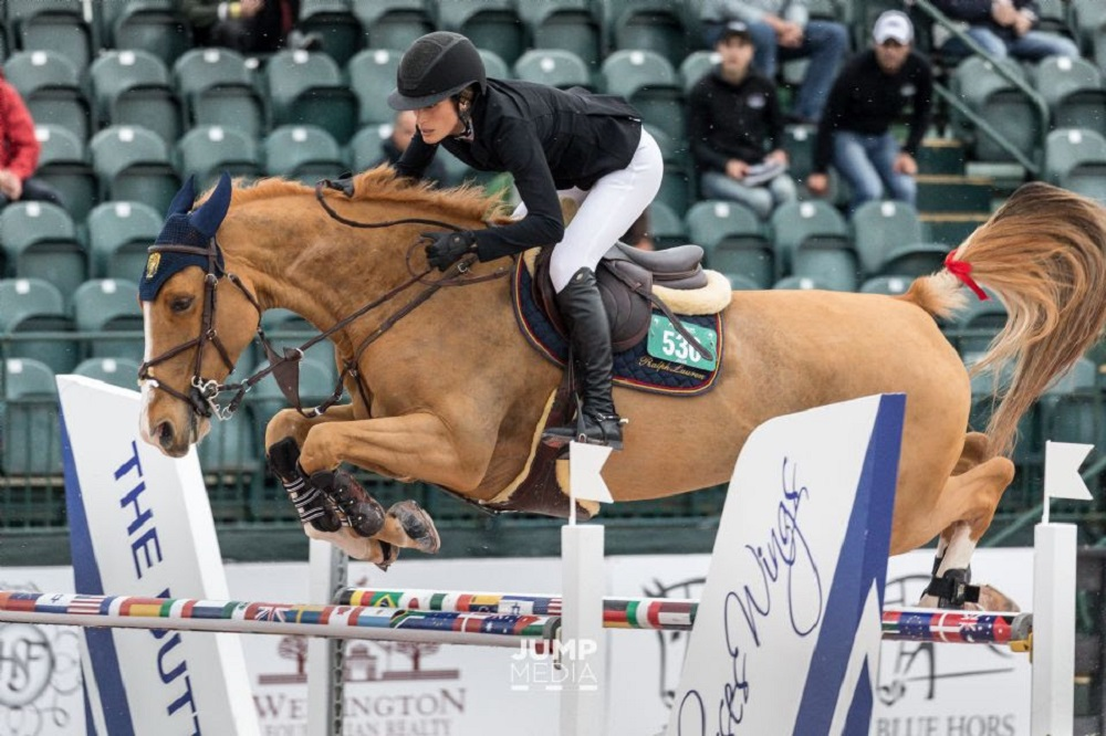 Jessica Springsteen Wins Martha Jolicoeur Leading Lady Rider