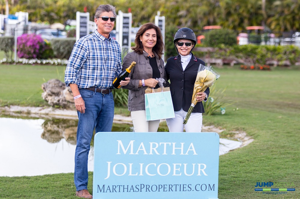 Winter Equestrian Festival  Week 4