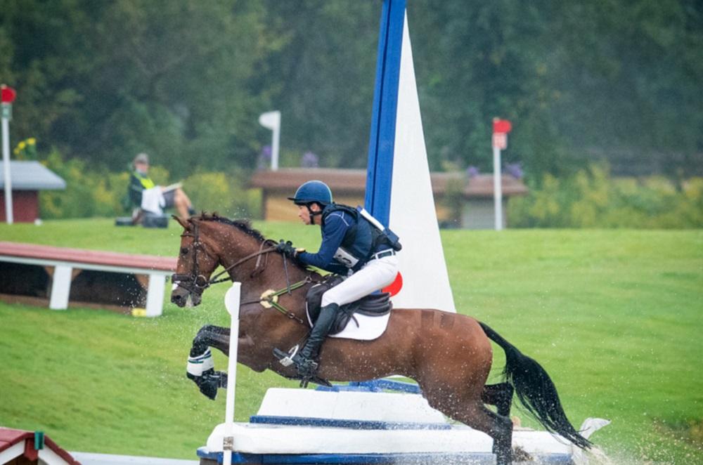 Flynn wins at the Blue Ridge Mountain Horse Trials