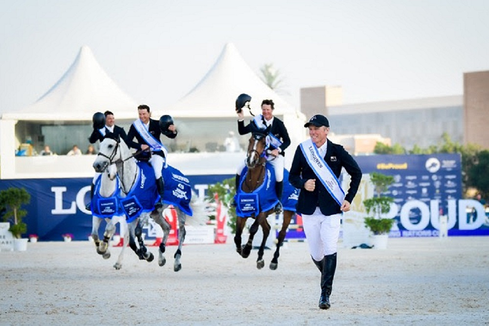 Longines FEI Jumping Nations Cup™
