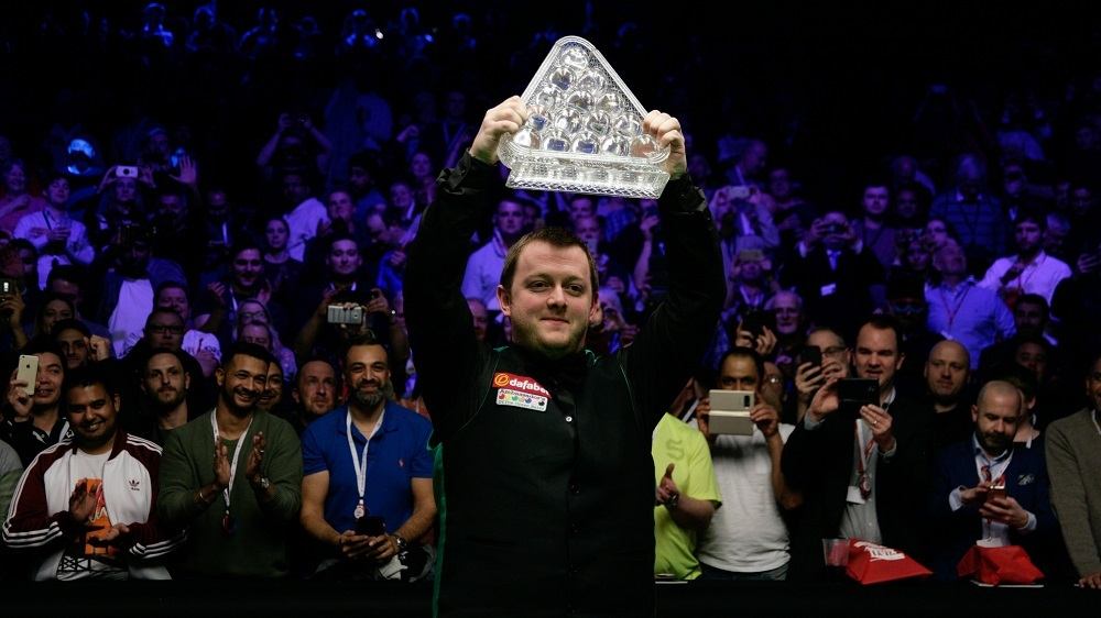 Mark Allen - I'll Handle Masters Pressure