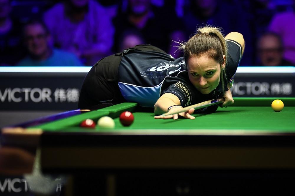 Women's Snooker
