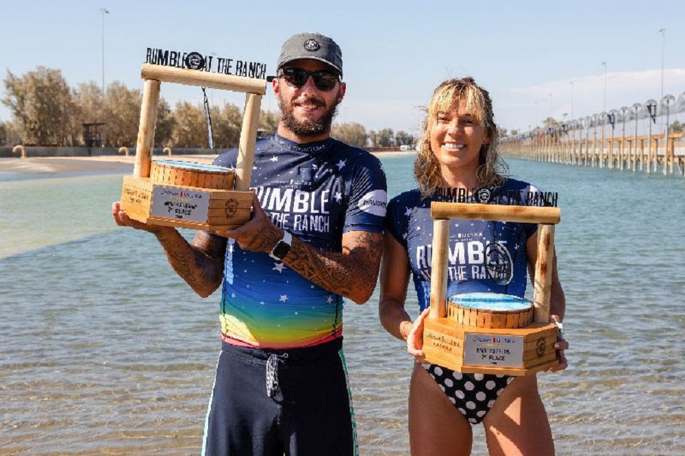 Victory for Coco Ho and Filipe Toledo
