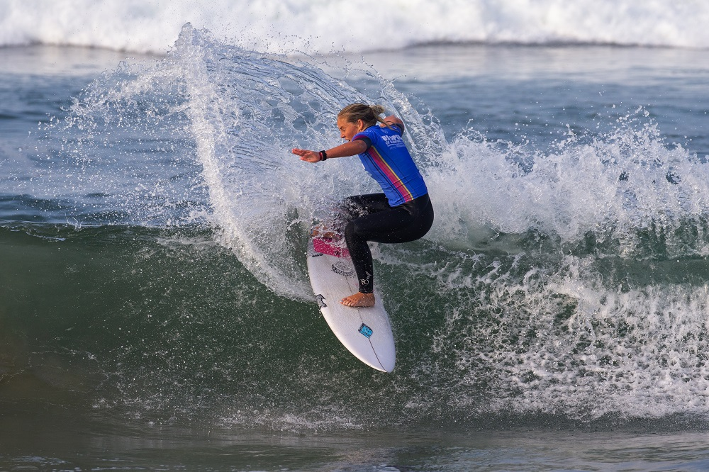 Californians Continue to Claim Big Wins on Home Surf