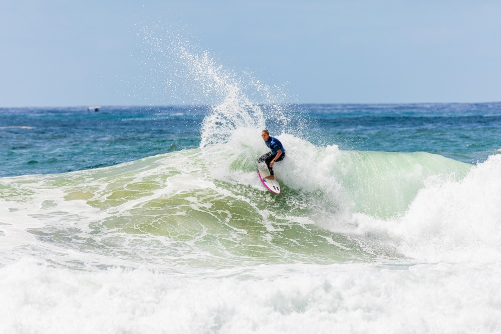 Nichols, Wright & Ewing Win Australian Grand Slam of Surfing
